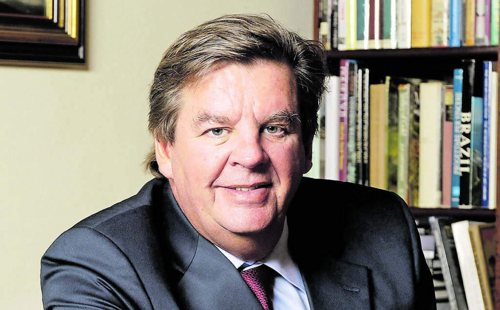 Johann Rupert has pledged R1-billion to keep small, medium and micro businesses going during the Covid-19 crisis. (TechCentral)