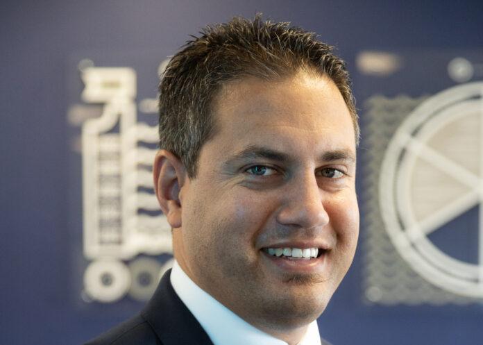 Luigi Marinus, portfolio manager