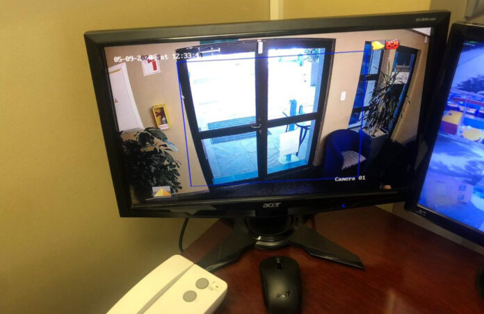 Itec Evolve has installed thermal cameras at DriveRisk to help the company become compliant with Covid-19 regulations