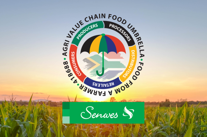 Senwes is helping to get South Africa's bumper crop of maize to the needy