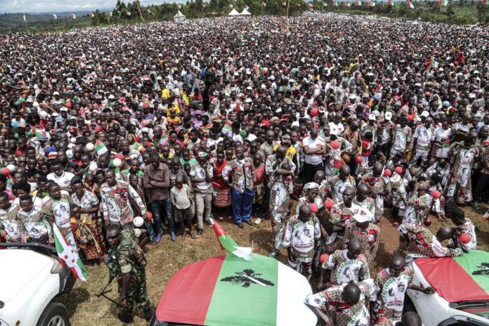 Burundi's presidential vote to go on despite global COVID-19 pandemic
