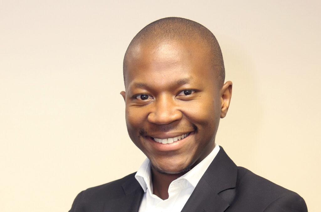 Clinical psychologist Zamo Mbele