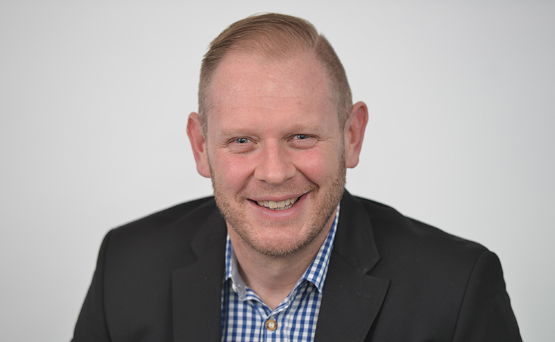 Brandon Garbutt, Managing Director of Capital Legacy