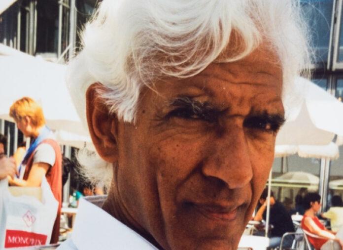 Struggle veteran Mohammed Tikly