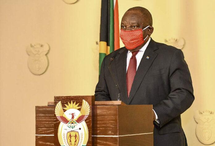 Ramaphosa: SA's COVID-19 Pandemic Also Has A Silver Lining
