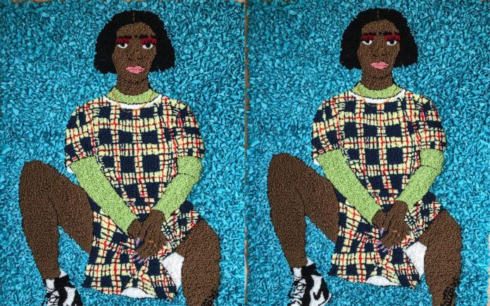 'Untitled (Jordan 1s)'. ( Talia Ramkilawan)