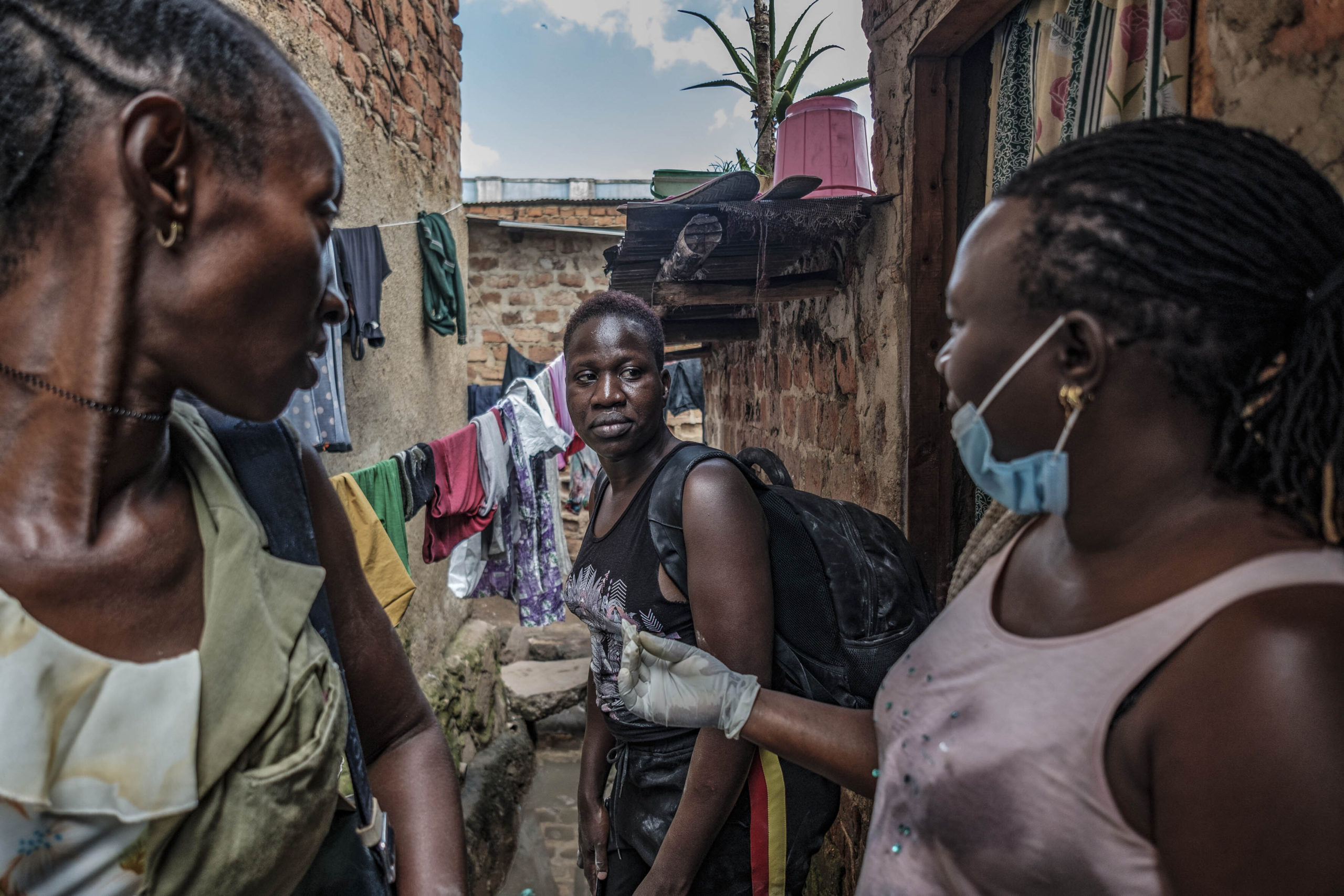 In white uganda prostitutes WHY WE