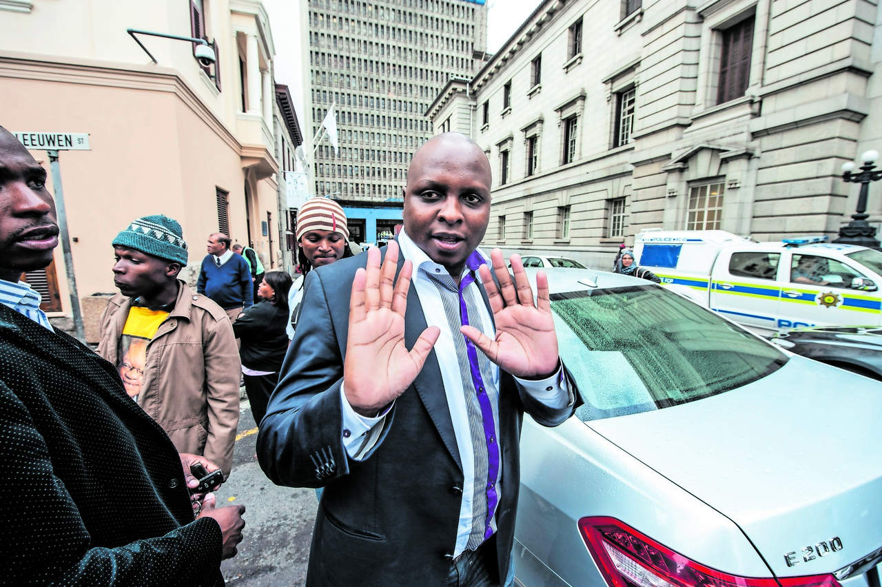 The case against Floyd Shivambu - Mail and Guardian