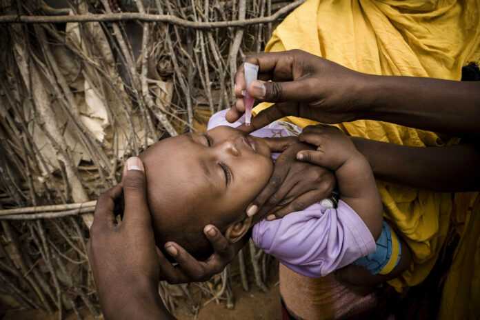 Africa declared free of wild polio in 'milestone'