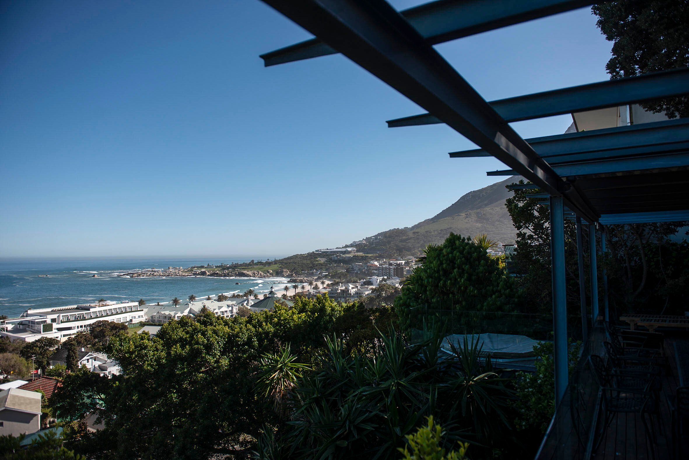 """The young and the rentless: Inside Camps Bay's """"hijacked"""" mansion - Mail and Guardian"""