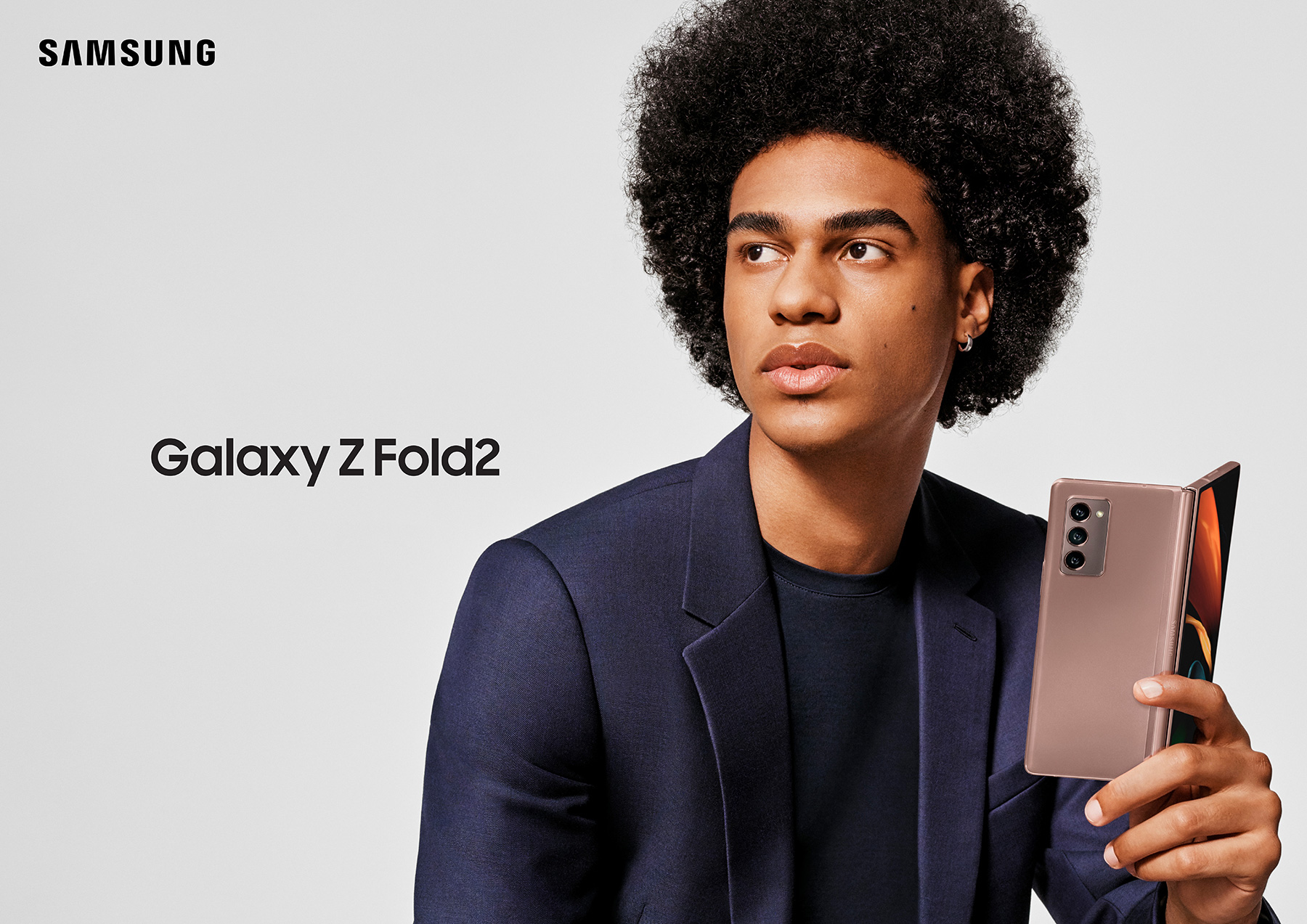 The Galaxy Z Fold2 smartphone breaks all the rules - Mail and Guardian