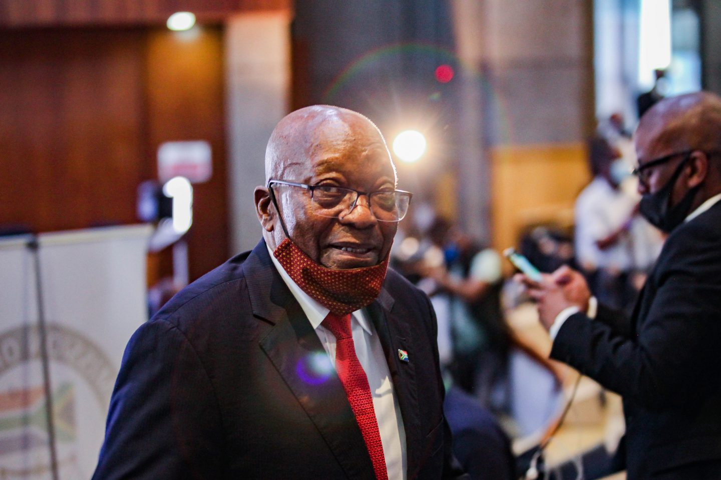 Zuma maintains his true colours at Zondo commission