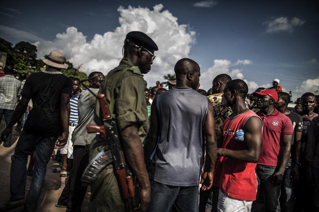 Exclusive: Congo-Brazzaville's repressive government buys secret weapons haul from Azerbaijan