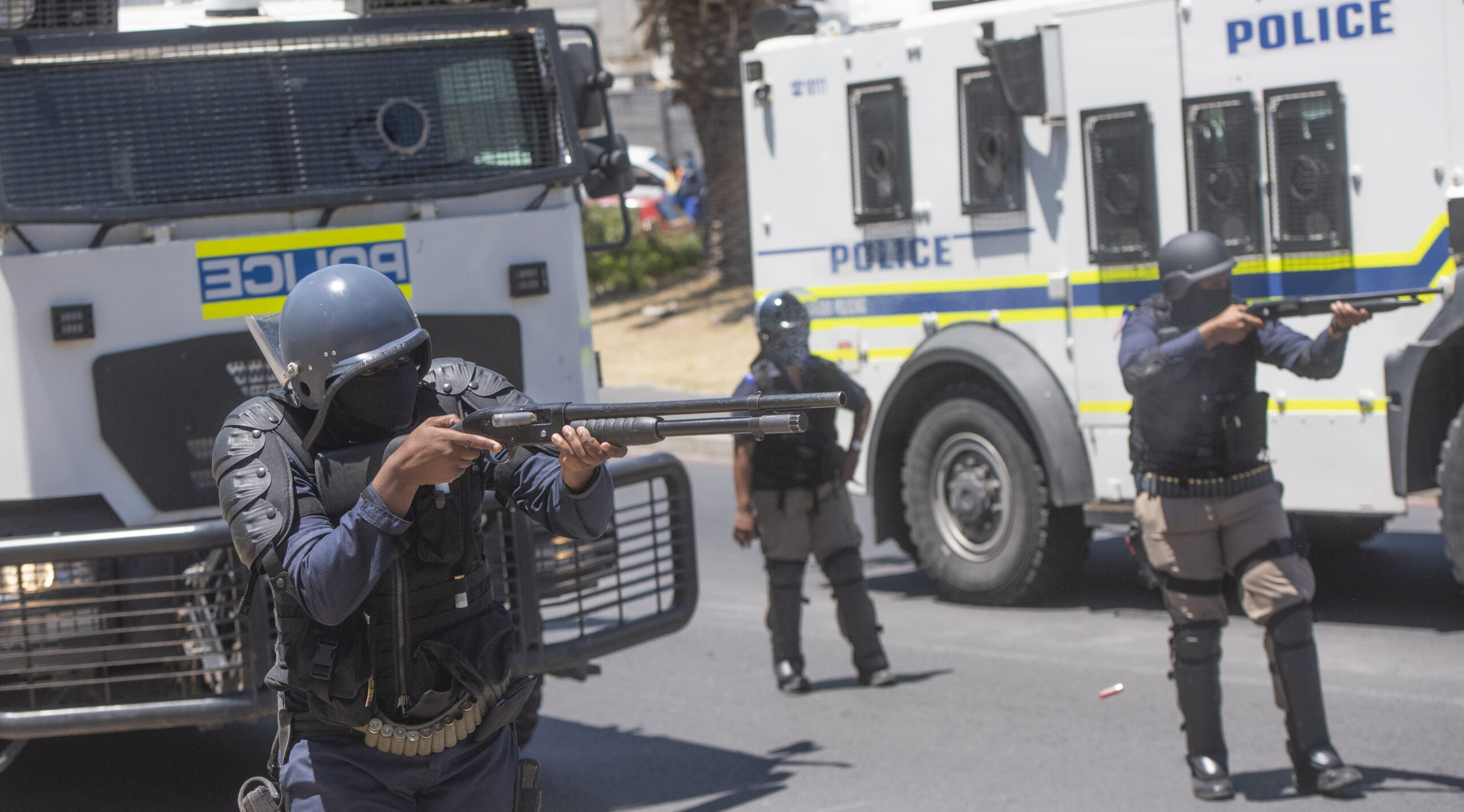 Police killings: how does South Africa compare?