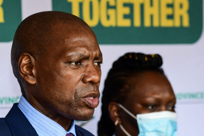South Africa is offering its AstraZeneca vaccines to fellow African countries: Mkhize