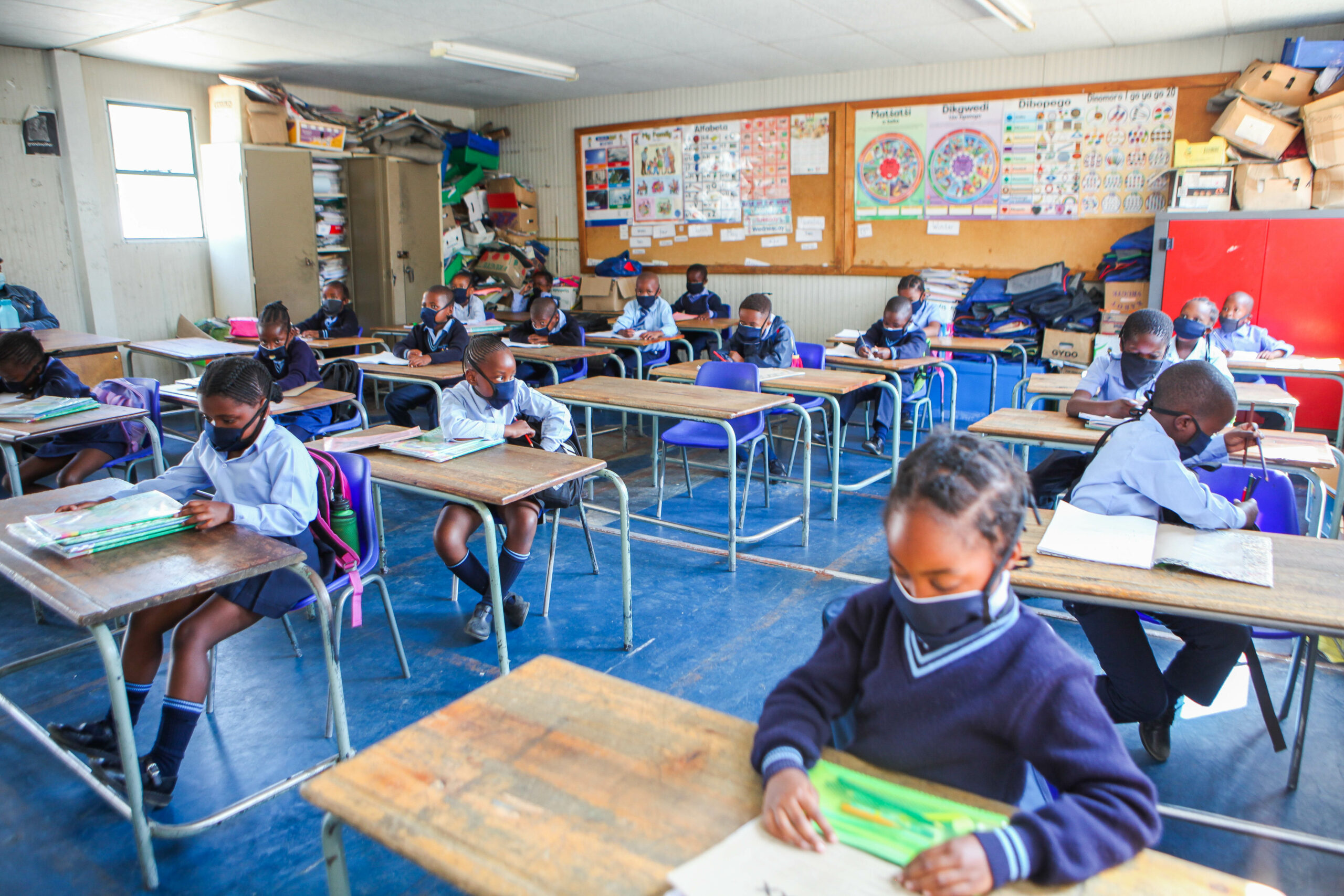 The government needs to put human rights at the heart of education policy