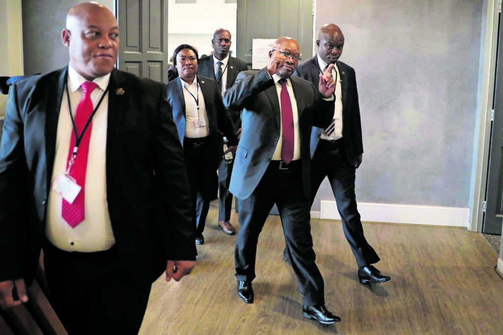 The politics of the Zuma-Zondo showdown - Mail and Guardian