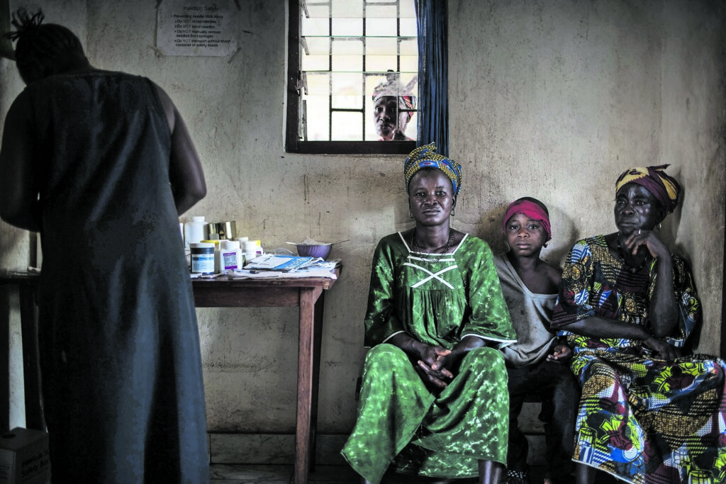 Sierra Leone: Drugs + HIV or Aids + Covid = deadly mix