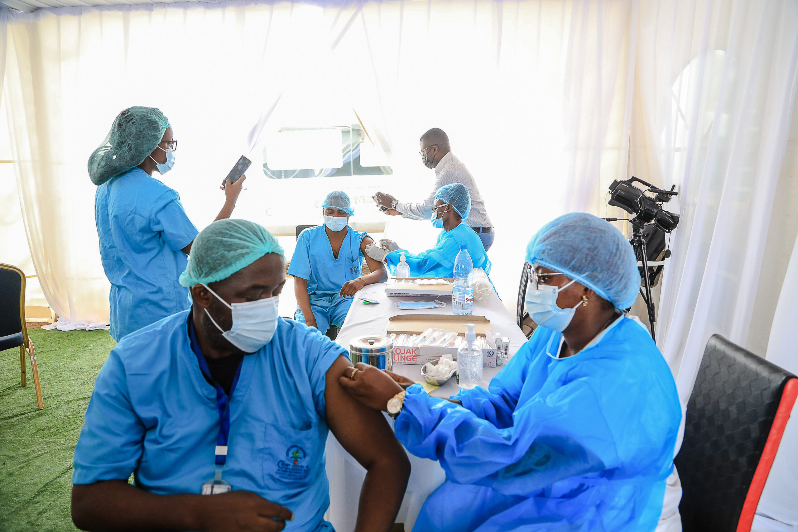 A new era of vaccine sovereignty in Africa beckons
